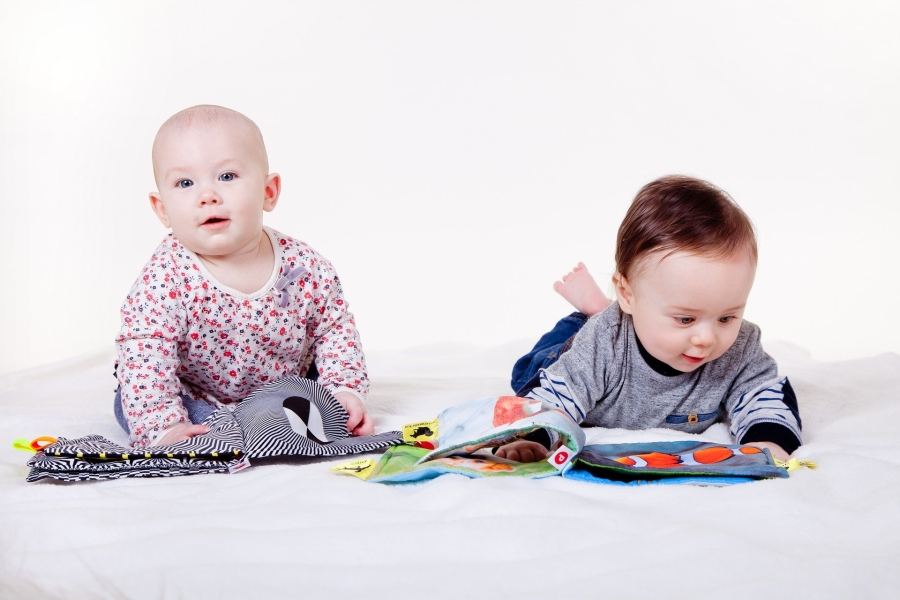 Integracja sensoryczna dzieci