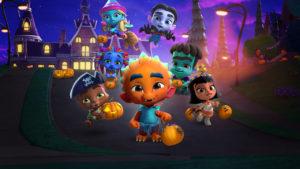 filmy na halloween dla dzieci na Netflixie