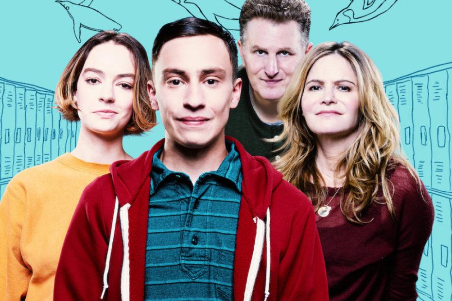 seriale Netflix dla nastolatków