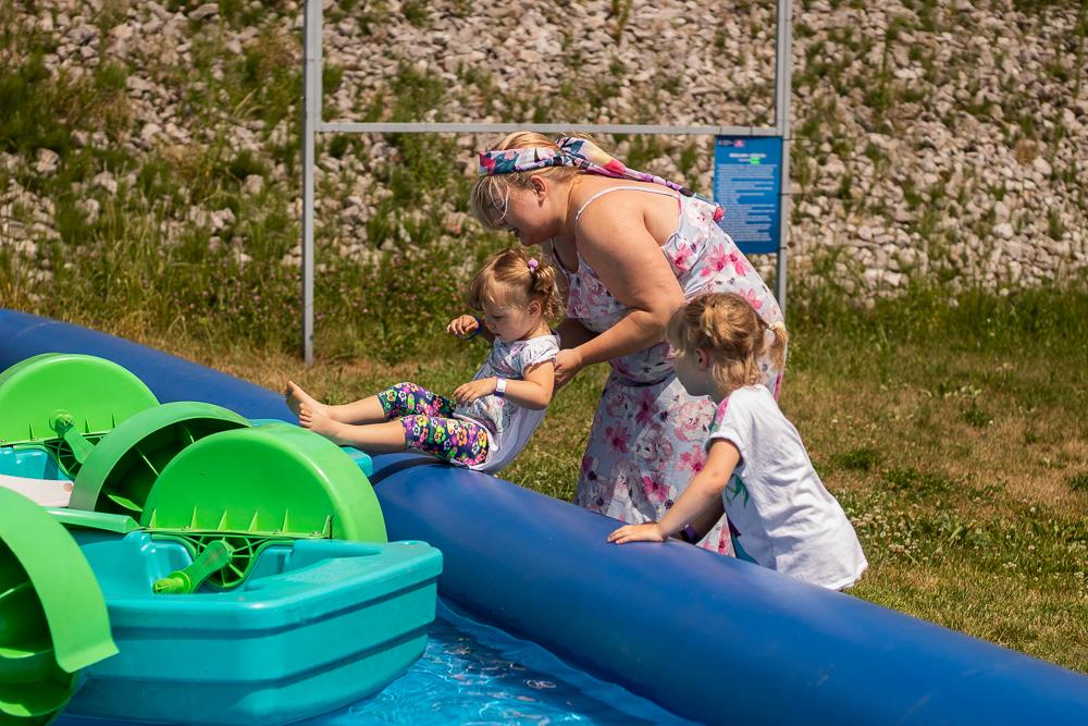 łódeczki dla dzieci Kilece